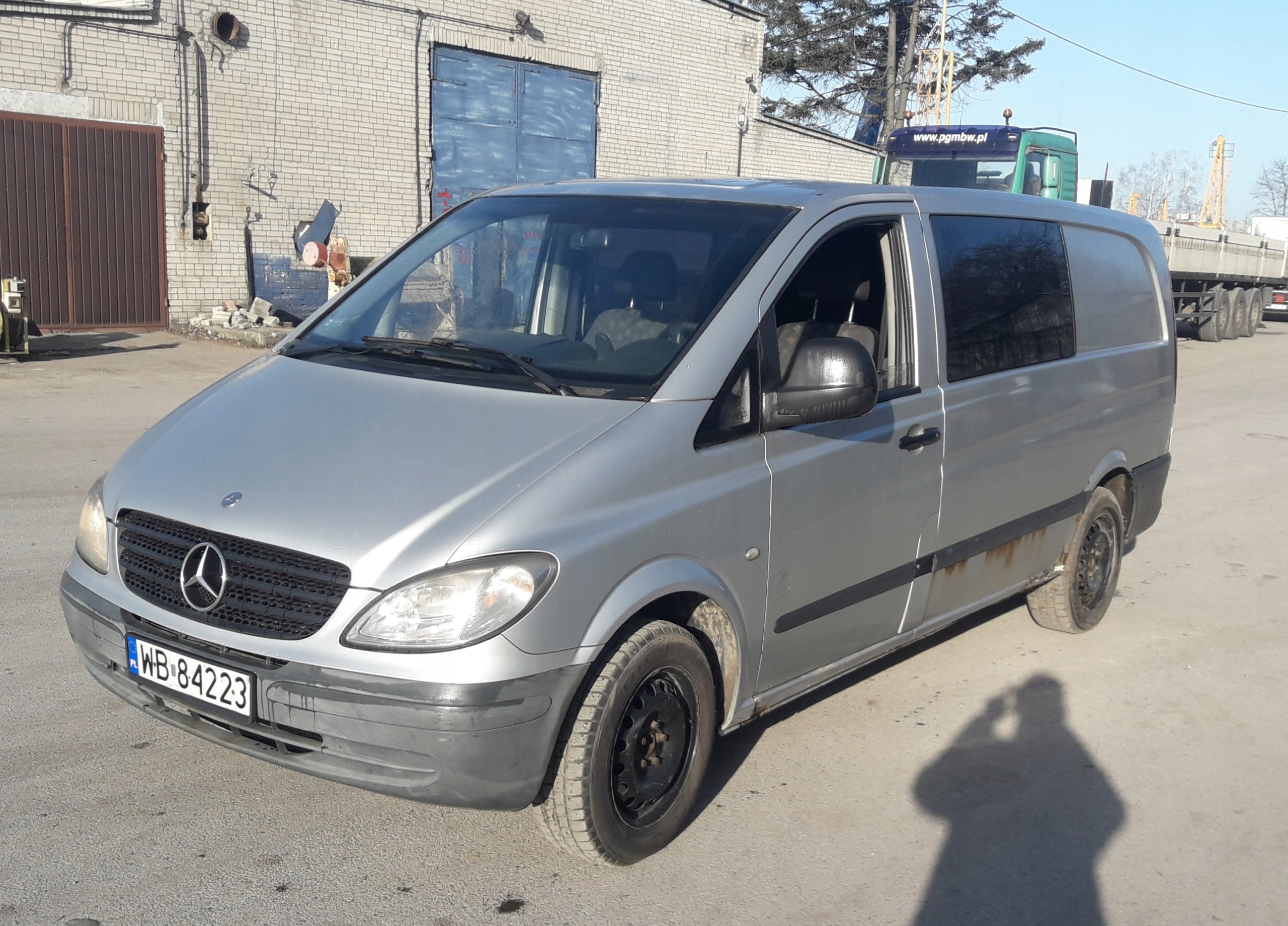 Mercedes VITO 5 osobowy