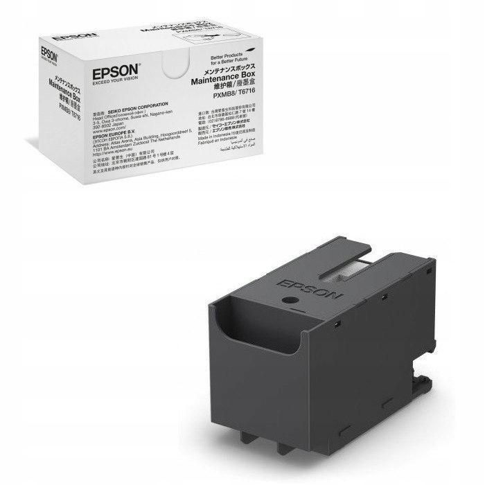 Zestaw konserwacyjny Maintenance Box T671600 do WF