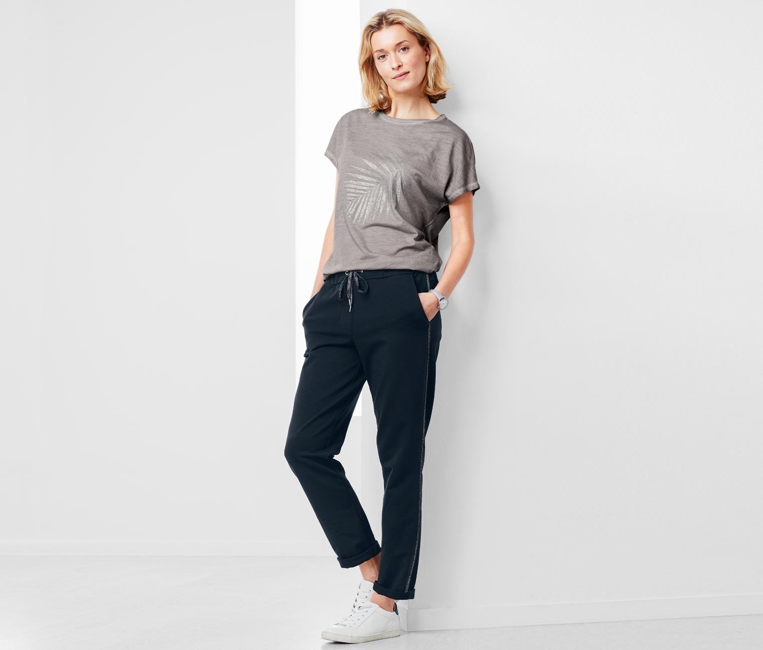 2b8b8ebbc4229a Tchibo spodnie dresowe rozm. M(40/42) - 7584100244 - oficjalne ...