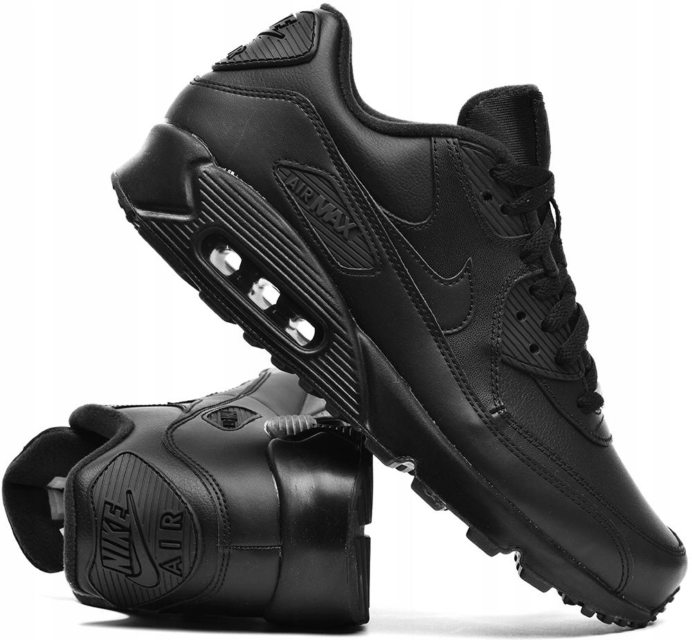 kupować tanio Stany Zjednoczone najnowszy Buty Nike AIR MAX 90 Leather 302519 001 r.44,5 - 7600171831 ...