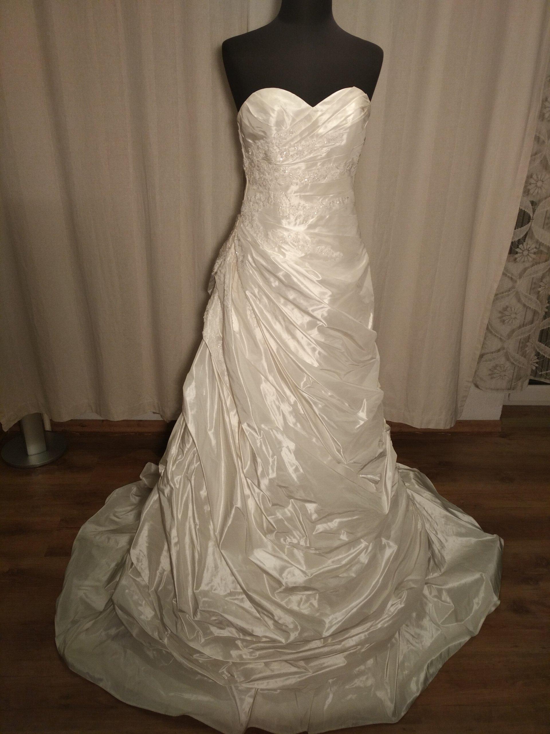 e904d23ed0 OKAZJA. Piękna suknia ślubna AGNES -70% + PREZENT - 7295788506 ...