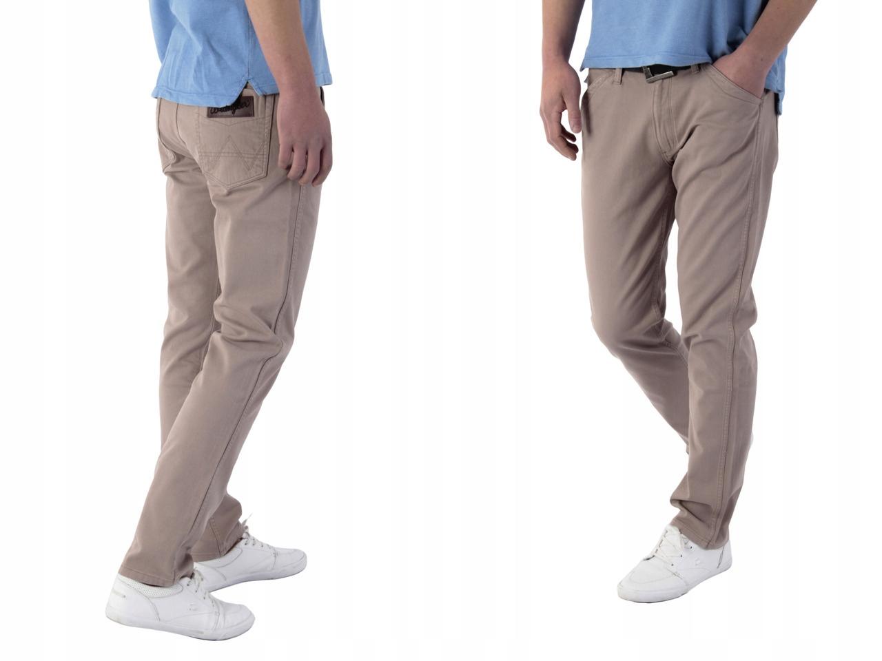 Wrangler Greensboro Modern Regular spodnie W34 L32