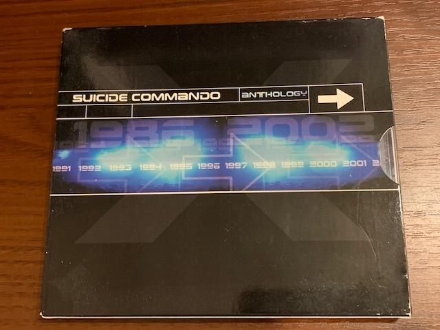 Suicide Commando - Anthology