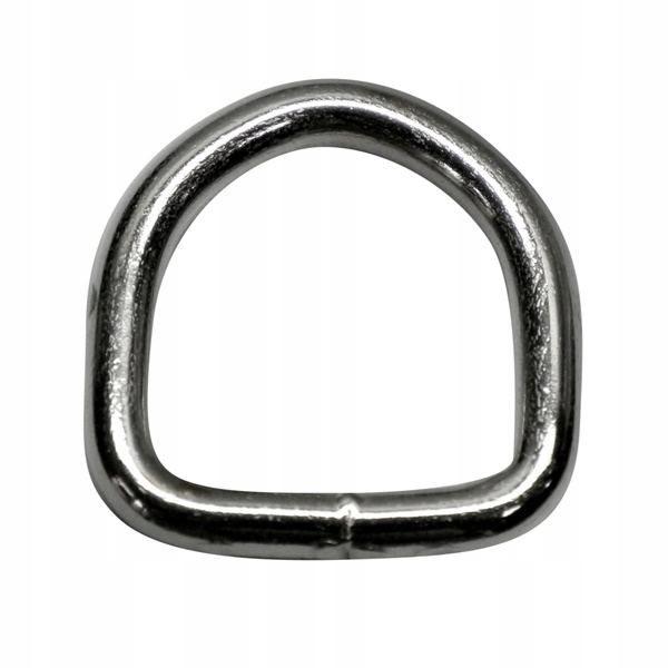 Półkole półkółko Metalowe 10mm 3szt