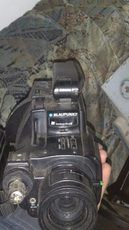 Kamera Blaupunkt kasety