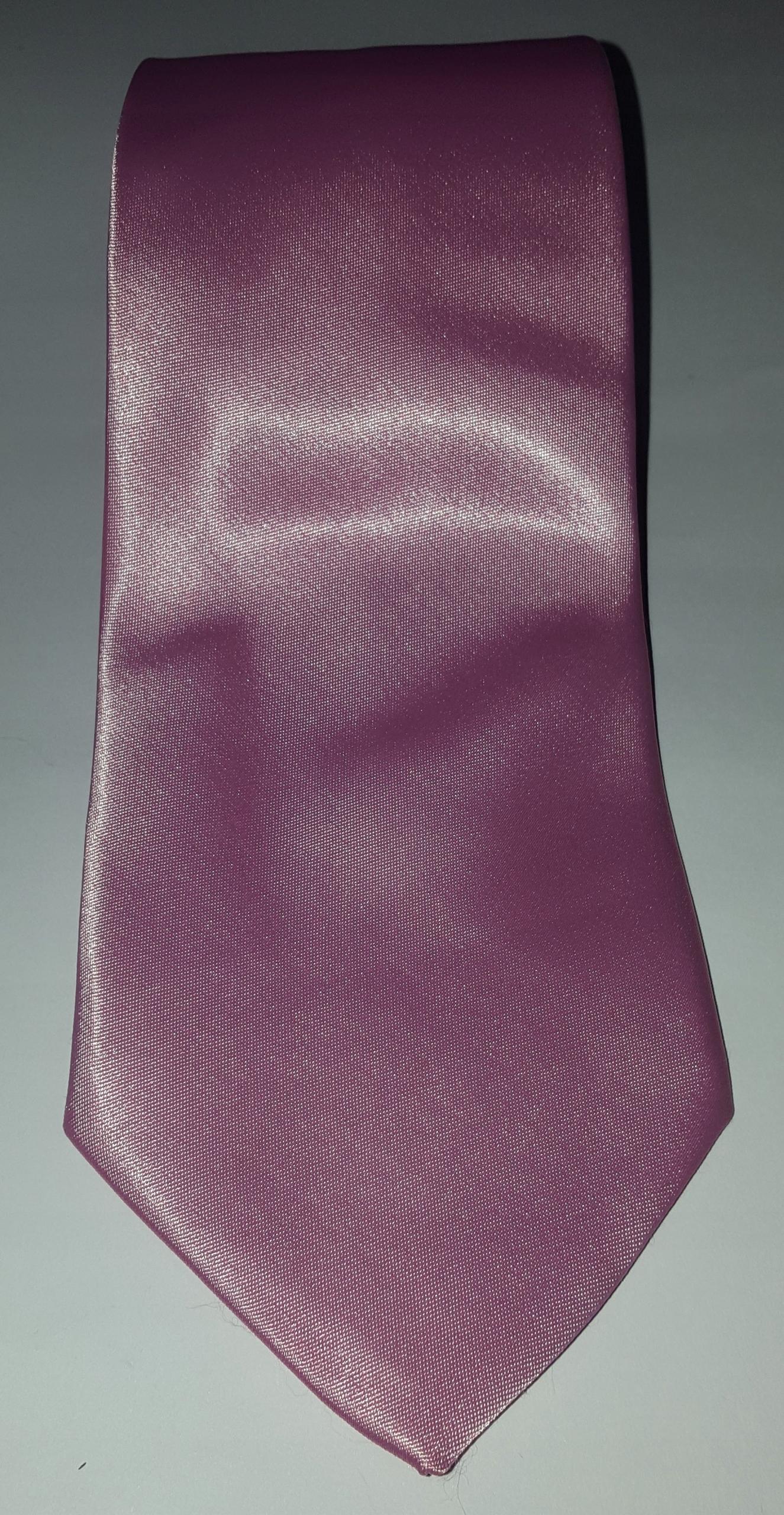 Krawat męski różowy GIANNI ROTTI.