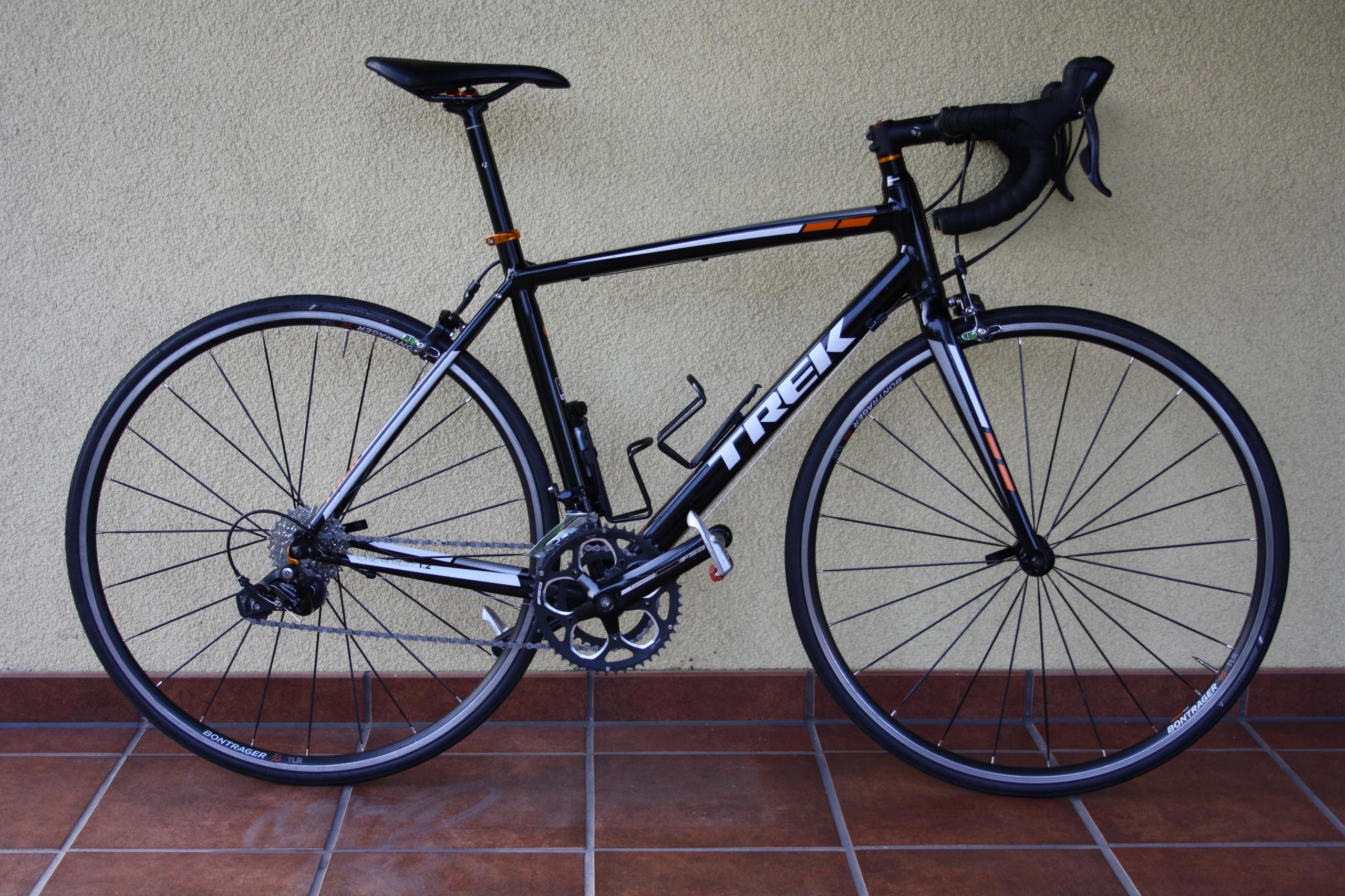 TREK One Series 1.2 Rower Szosowy Aluminium/Carbon