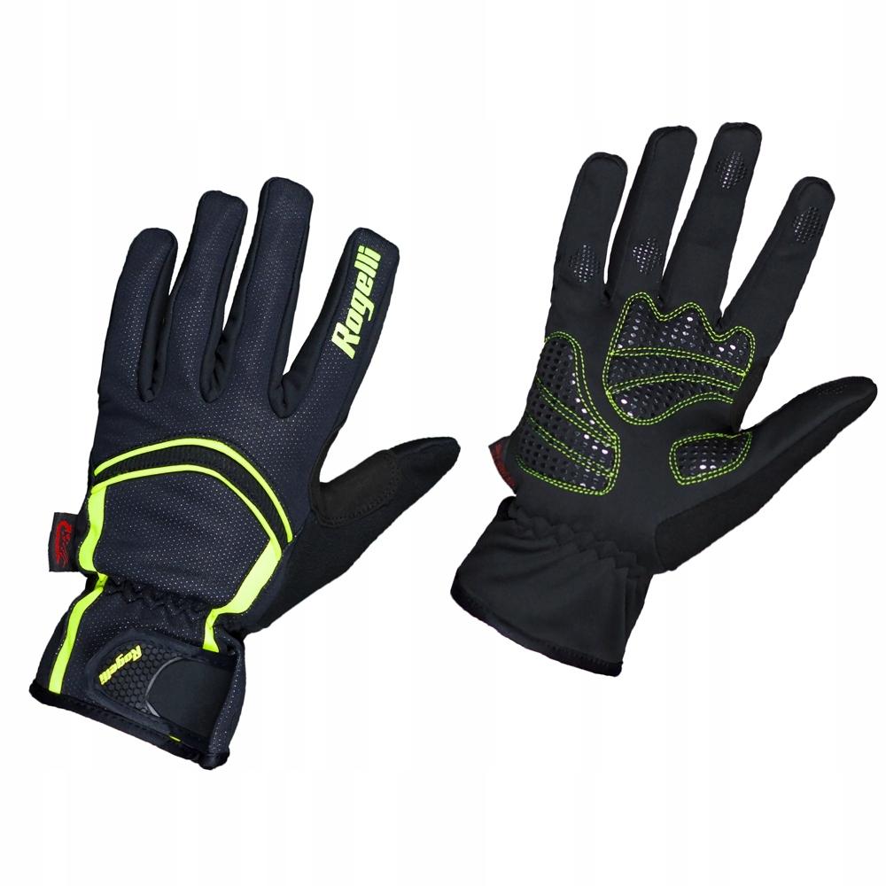 ROGELLI WHITBY rękawiczki rowerowe zimowe S