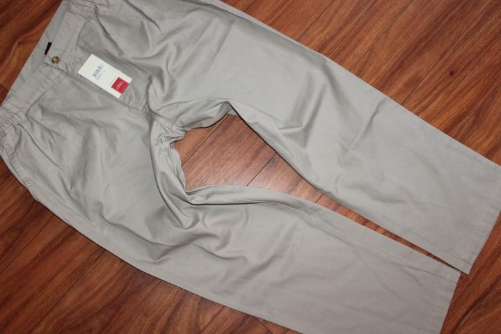 Cotton Traders 32/30 Modne Spodnie Nowe