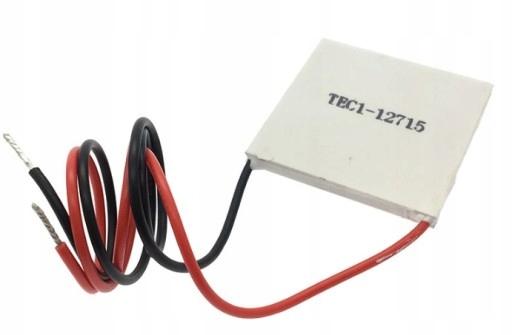 Ogniwo Peltiera TEC1-12715 12V 142W