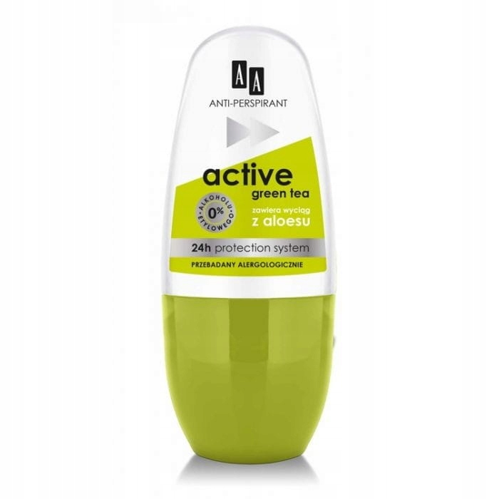 Active Anti-Perspirant 24h dezodorant roll-on Gree