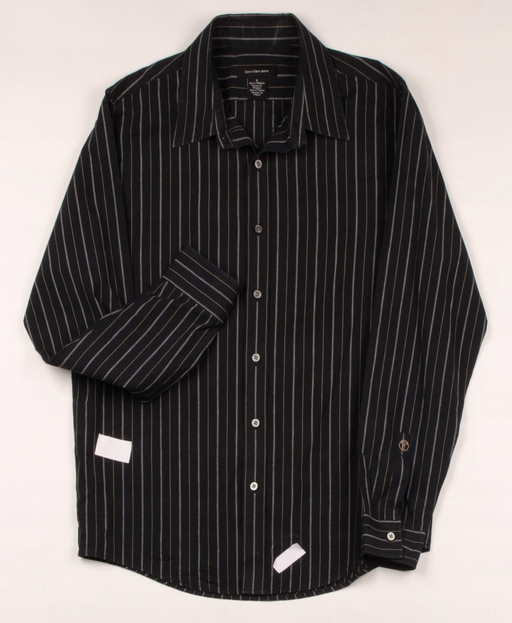 36820 Pranie Calvin Klein Koszula Męska M