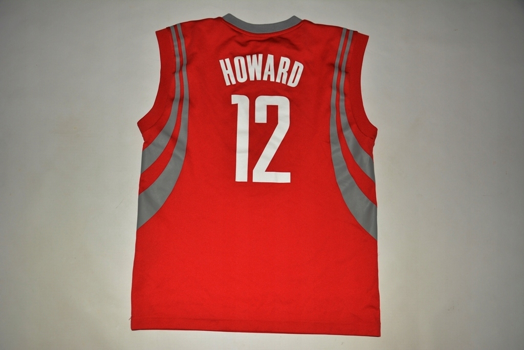 NBA HOUSTON ROCKETS HOWARD 12 ADIDAS S J.NOWA