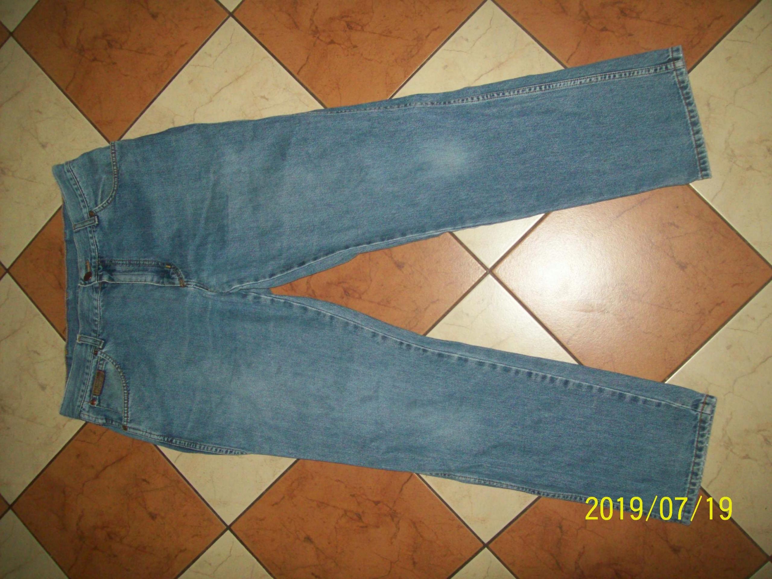 Wrangler Texas spodnie jean W36 L32