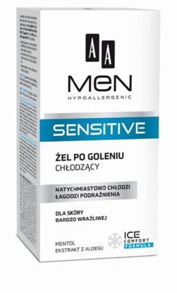 Balsam po goleniu AA Men Sensitive
