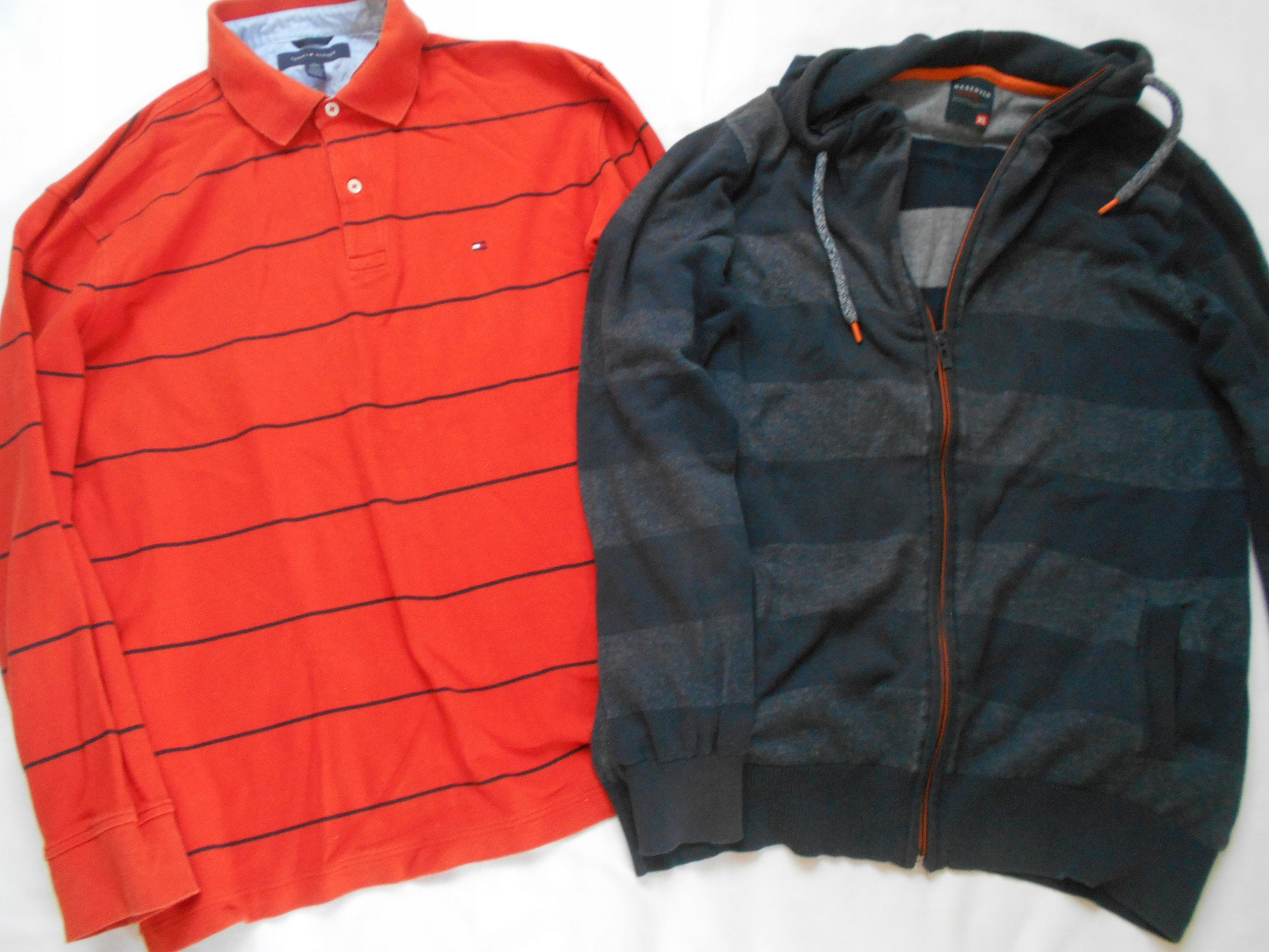 Zestaw męskich ubrań Tommy Hilfiger RE buty _XL