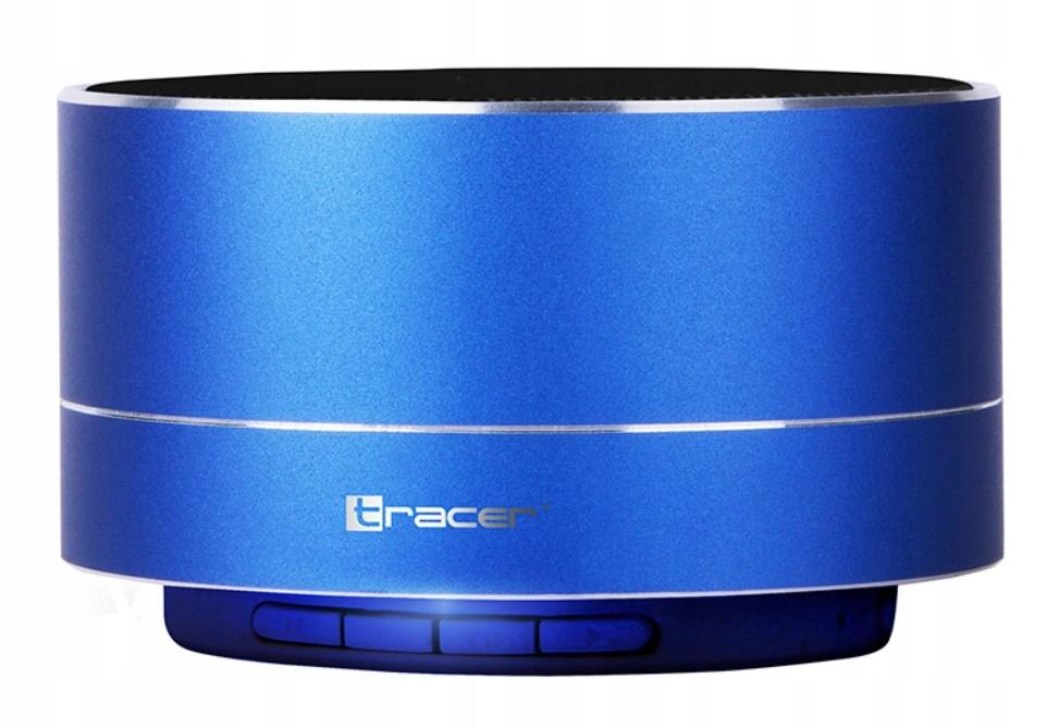 TRACER Głośnik Stream V2 Bluetooth niebieski