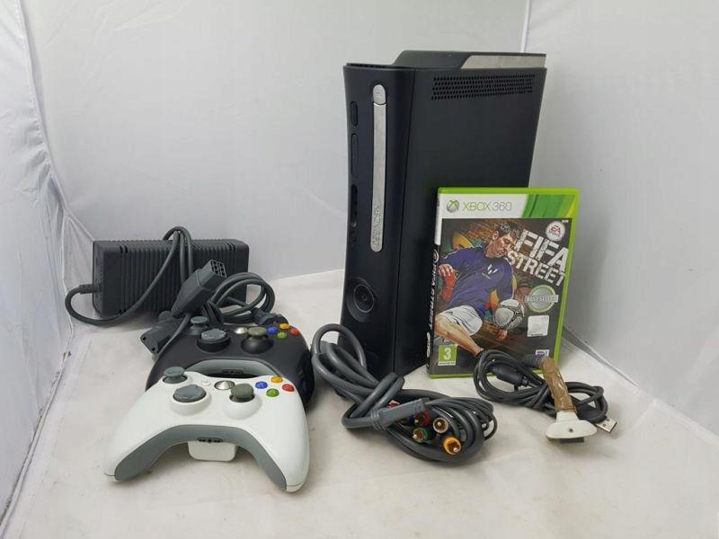 XBOX 360 120 GB 2 PADY + GRA OD LOOMBARD !!!