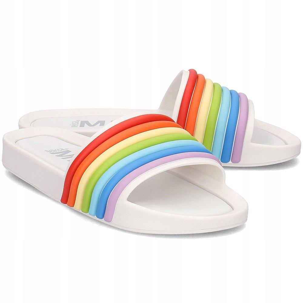 MELISSA Rainbow Klapki Damskie R.37