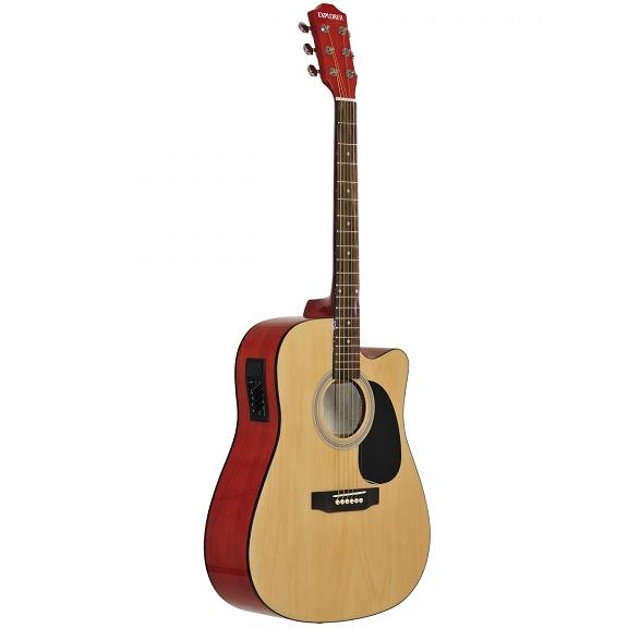 Gitara Elektroakustyczna Explorer WG-1 CEQ N+pokro