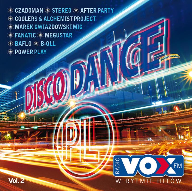 DISCO DANCE PL W RYTMIE HITÓW VOX FM vol.2