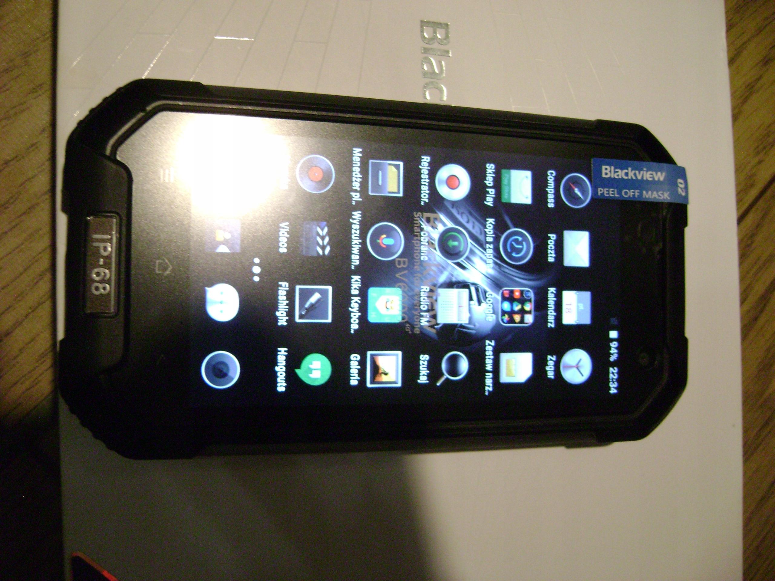 Blackview BV6000