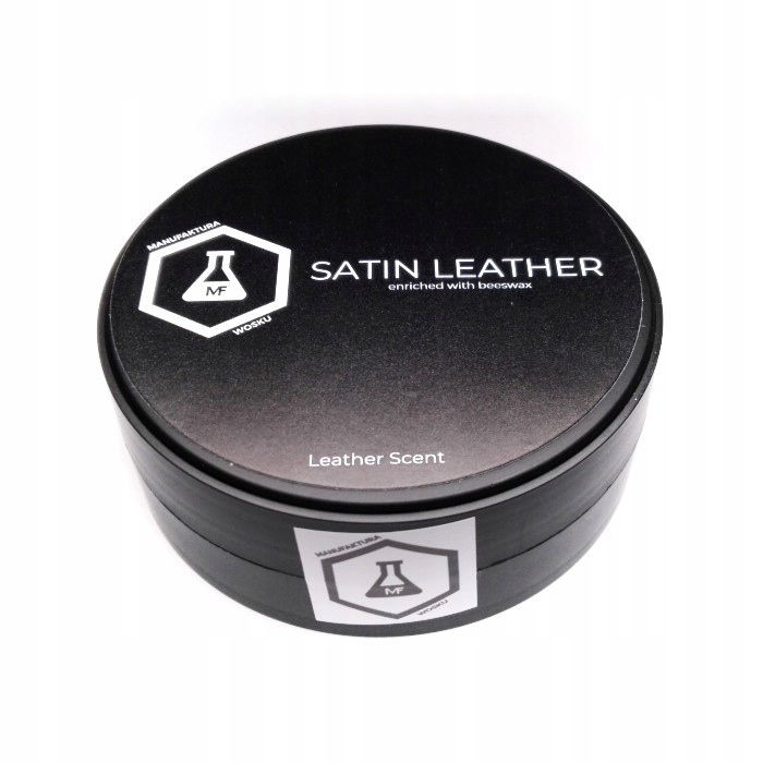 MW Satin Leather Scent Wosk do skóry impregnacja