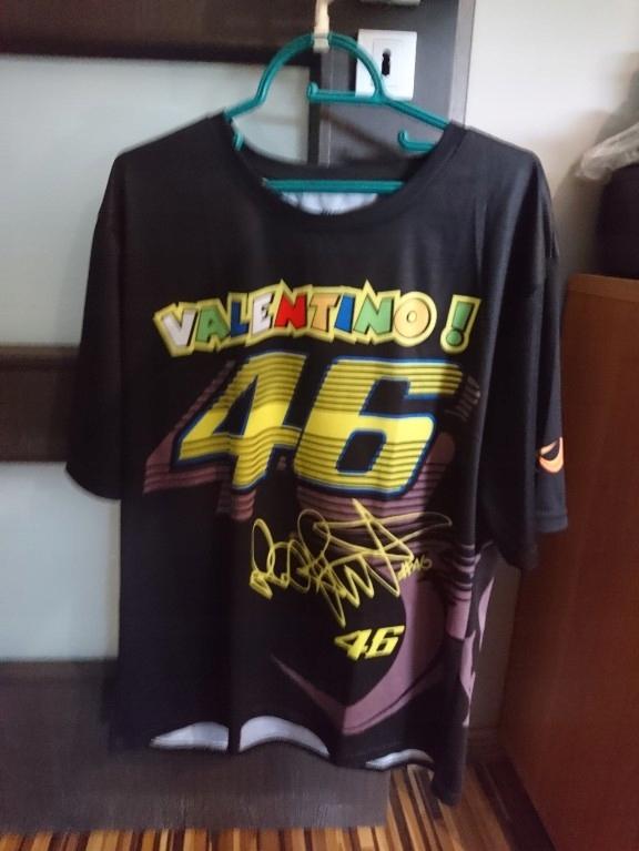 Koszulka XXL Valentino VR46 The Doctor UNIKAT