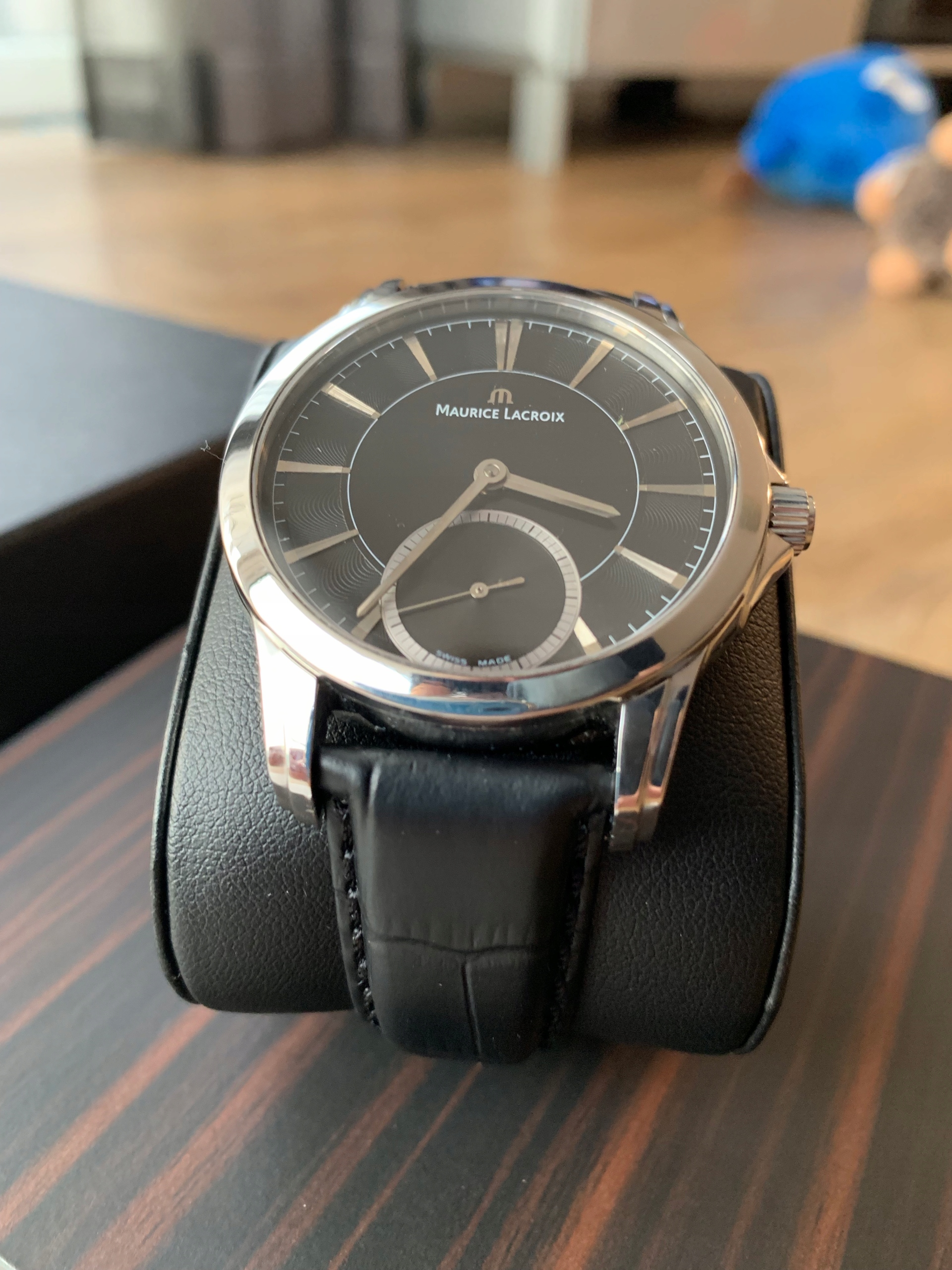 Zegarek Maurice Lacroix Pontos 43mm przepiękny PL