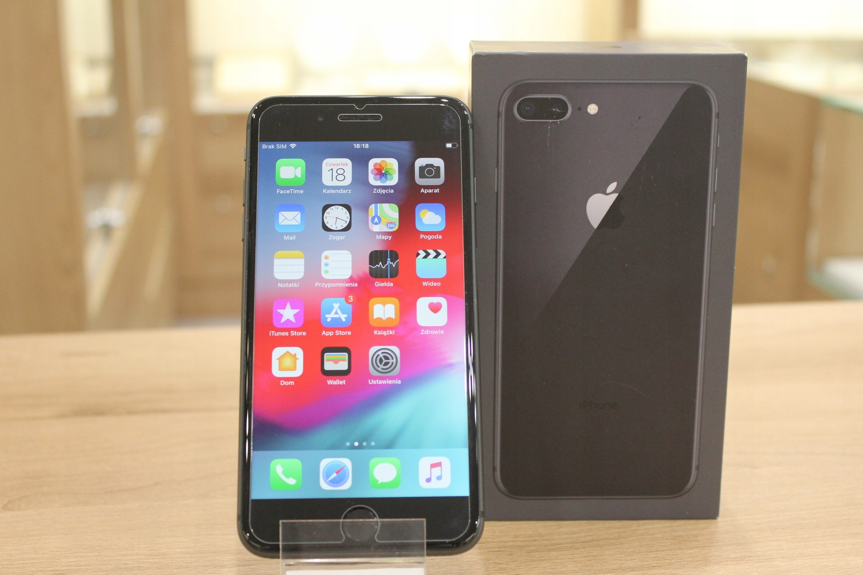 Apple iPhone 8 Plus 256 GB szary Lombard4u M1
