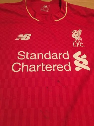 L.F.C Liverpool new balance NB