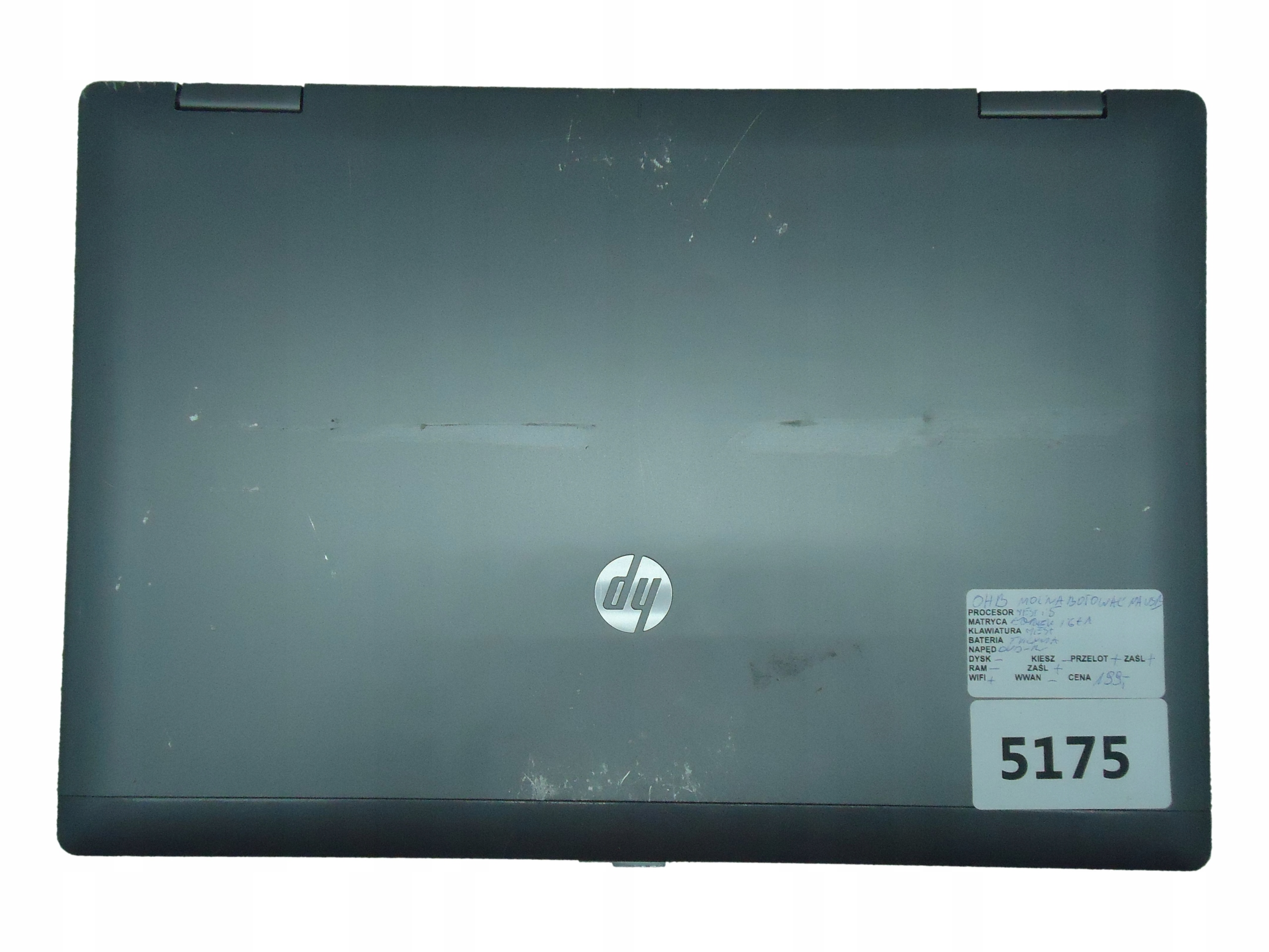 Laptop HP ProBook 6460p (5175)