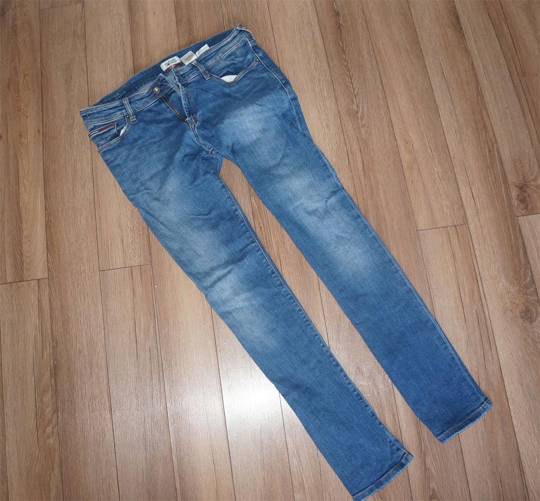 Tommy Hilfiger spodnie męskie slim scanton 32x32