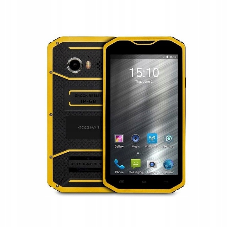 GoClever Rugged FQ3550RUG Telefon Smartfon