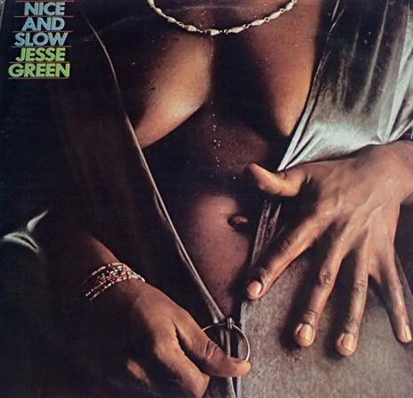 Jesse Green - Nice And Slow (Lp U.K.1Press) FUNK !