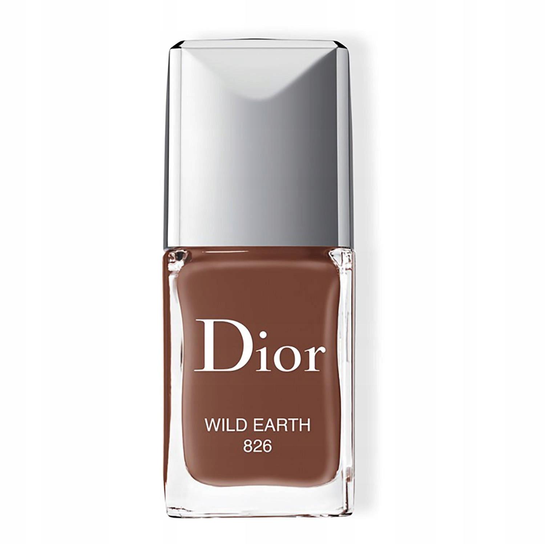 Lakier do paznokci Dior WILD EARTH 826.