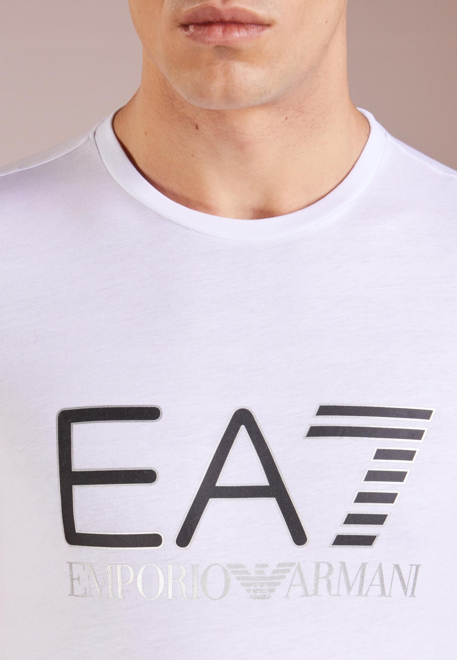 Emporio Armani EA7 JEANS MĘSKA KOSZULKA T-SHIRT M