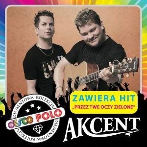AKCENT Diamentowa kolekcja disco polo