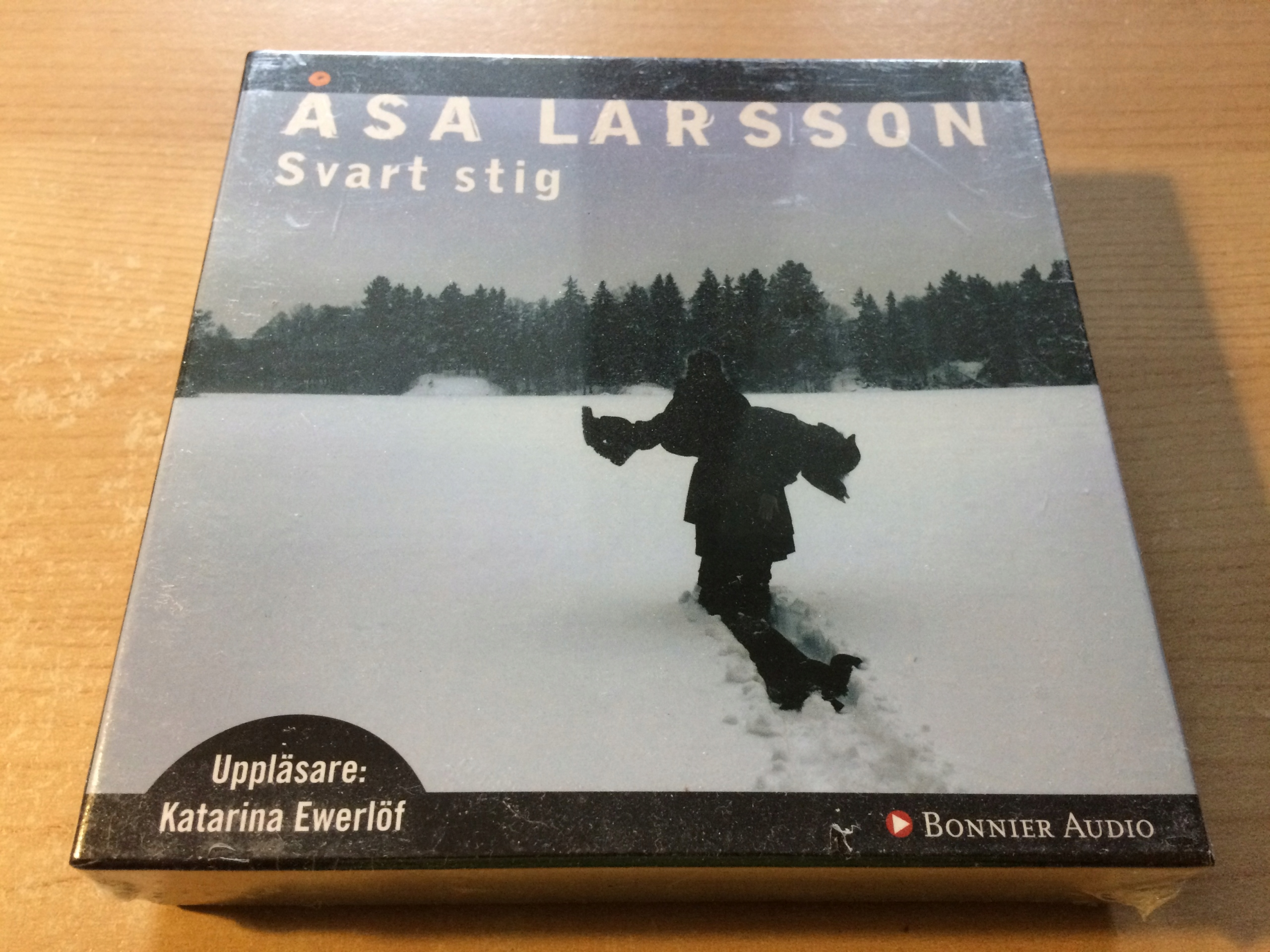 ASA LARSSON SVART STIG 9CD