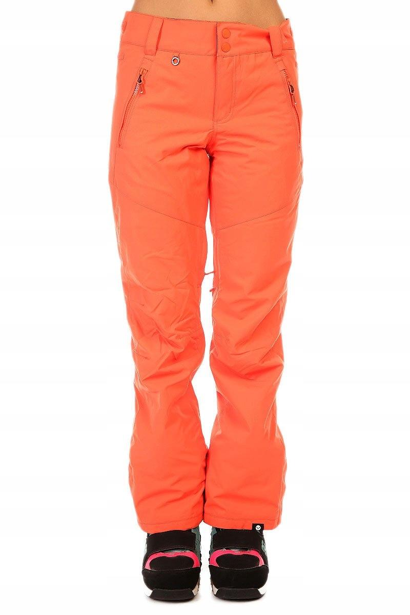 ROXY Neonowe spodnie snowboardowe (M)