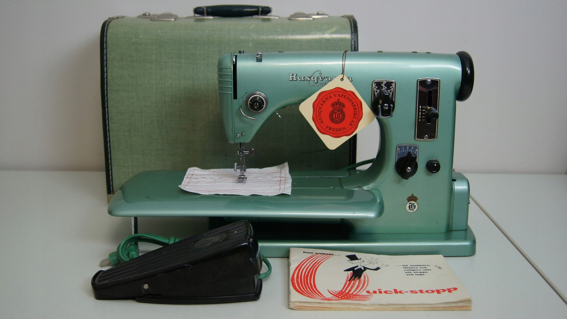 Maszyna do szycia Husqvarna Automatic CI 21