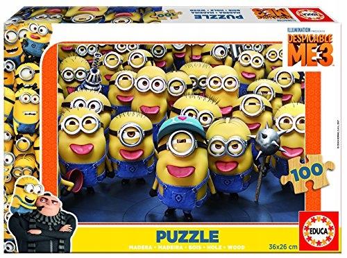 Educa Borrs17233.0100Piece Jigsaw Puzzle The Movie