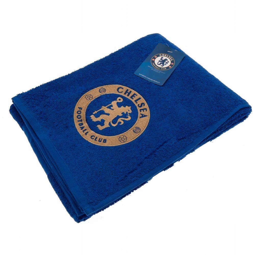 Ręcznik haftowany 126 cm x 70 cm CHELSEA LONDYN