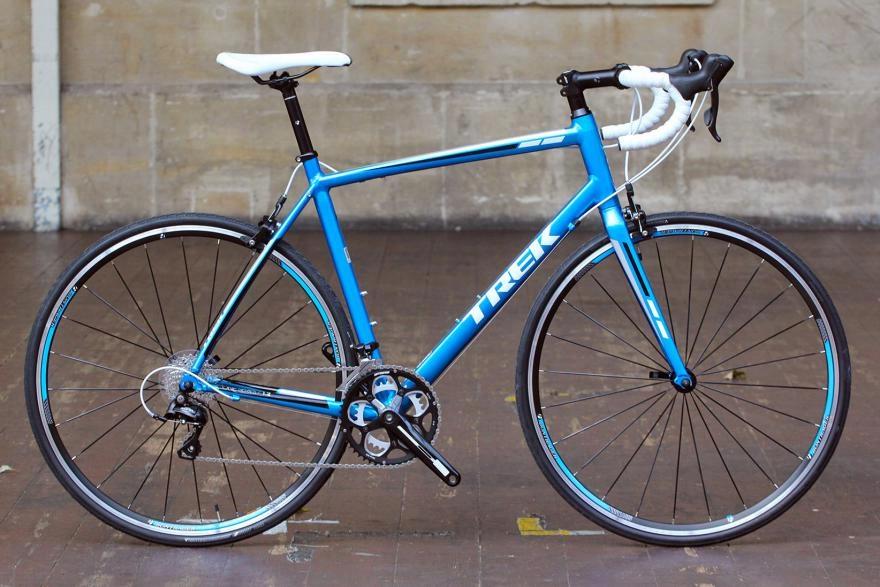 nowy TREK 1.2 T H2 rower szosowy 52 28 niebieski