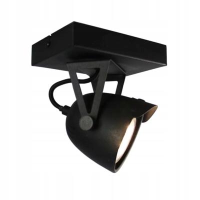 LABEL 51 LAMPA SPOT LED CZARNA