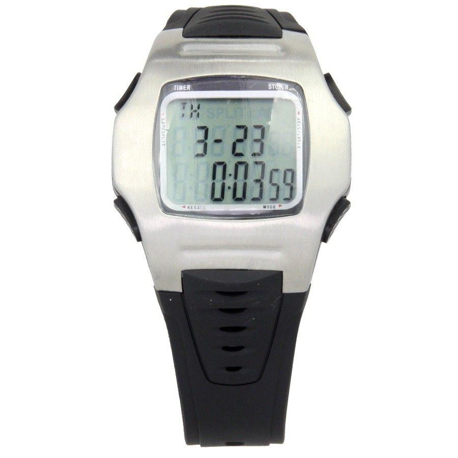 Stoper 10 czasowy - zegarek elektroniczny/Sportech