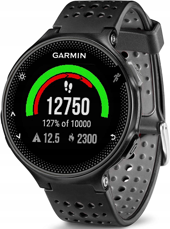 0190 GARMIN FORERUNNER 235 GPS zegarek sportowy