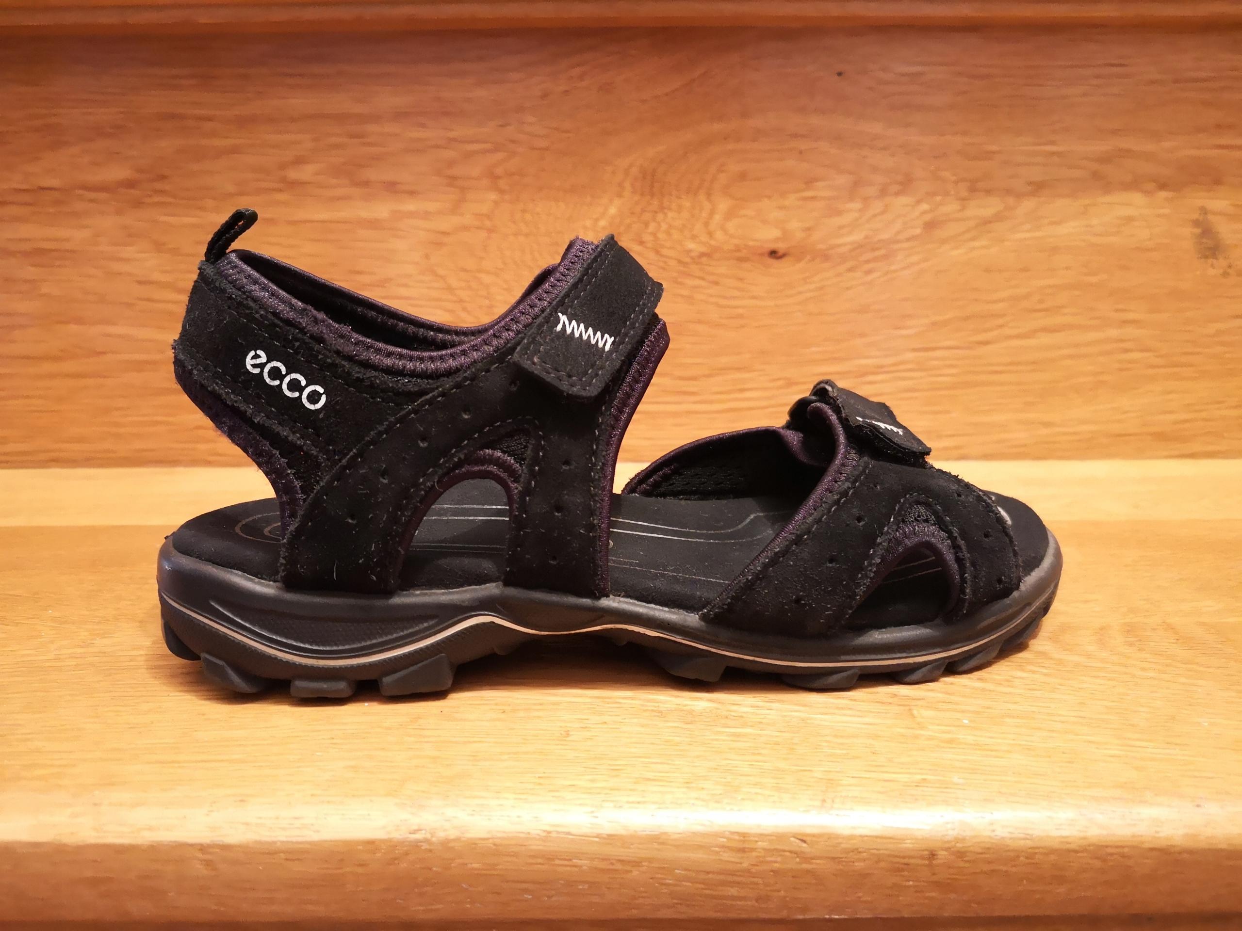 Sandały ECCO roz 34 - jak nowe