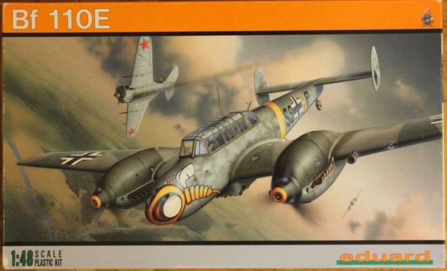 Eduard 8203 Bf 110E