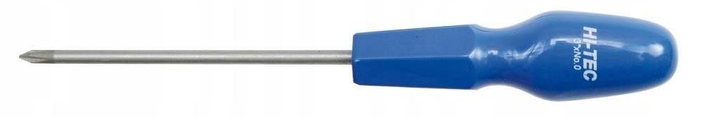 Wkrętak hi-tec PH0x100mm krzyżakowy Vorel 61230